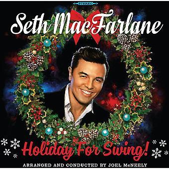 Seth Macfarlane - Holiday for Swing [CD] USA import