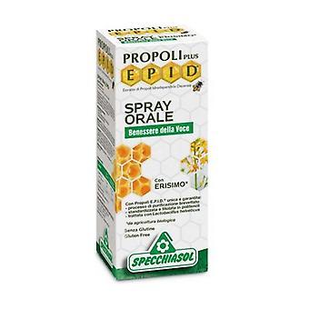Spray Orale met Erisimo 15 ml