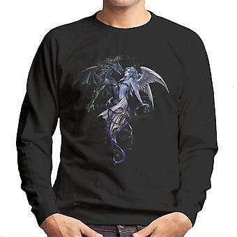 Simya Dark Chemical Düğün Men's Sweatshirt