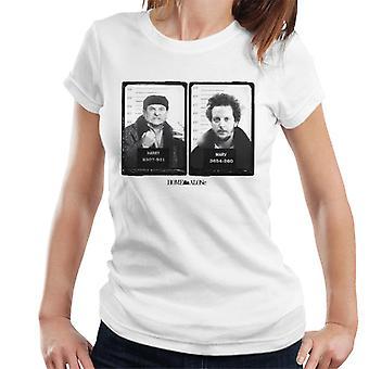 Home Alone Harry & Marv Mugshot Women's T-Shirt
