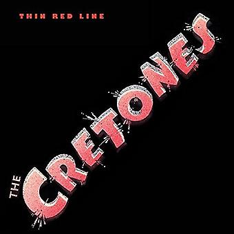 Cretones - Thin Red Line [CD] USA import
