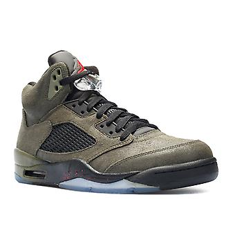 Air Jordan 5 retrô 'medo Pack' - 626971-350-sapatos