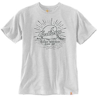 Carhartt Men's T-Shirt Southern Water Graphic