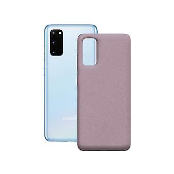 Mobile Abdeckung Samsung Galaxy S20 KSIX Eco-Friendly