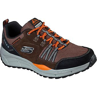 Skechers Mens Equalizer 4.0 Memory Foam Trail Trainers