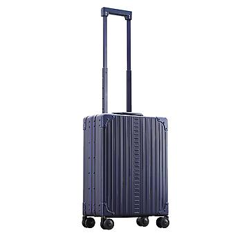 "ALEON Vertical Business Carry-On 21""Cabine trolley 55 cm 4 wielen, blauw"