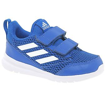 Adidas Altarun CF Boys Toddler Riptape Sports Trainers