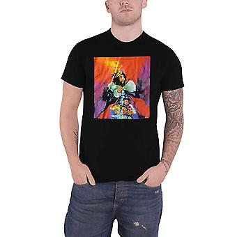 J Cole T Shirt Choose Wisely Logo new Official Mens Black