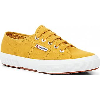Superga 2750 Cotu Classic Shoe (yellow Golden)