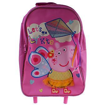 Peppa Pig Trolley Bag