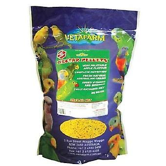 Mettä pelletit 2kg Vetafarm