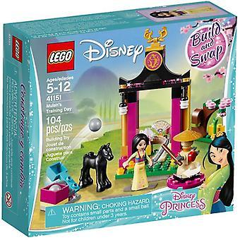 LEGO Mulan's 41151 training day