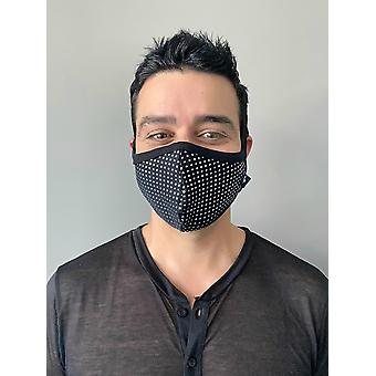 Hood Andrew Christian Stud Glam Mask