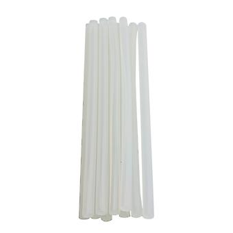 10 Piece 11 x 270mm Clear Non-toxic Hot Melt Glue Stick For Adhesive Gun
