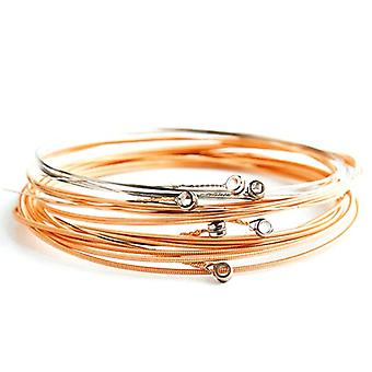 Pure Copper E-a string set akustiseen kitaraan