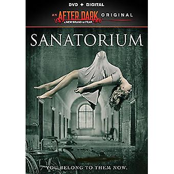 After Dark Originals: Parantola [DVD] USA tuonti