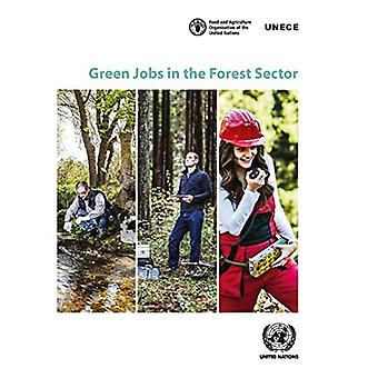 Green Jobs in the Forest Sector (Geneva Timber and Forest Discussion Papers)