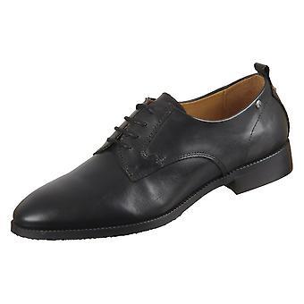 Pikolinos Royal W4D4723 preto universal todos os anos sapatos femininos
