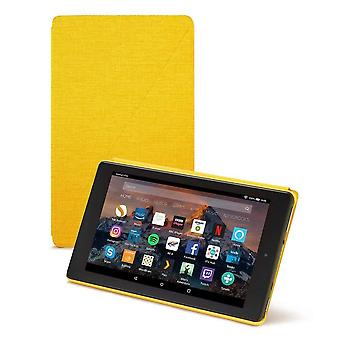 "Amazon fire hd 8 case (8"" tablet, 7th and 8th generation – 2017 and 2018 release), yellow"