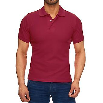 Polo T-Shirt Men's England Shirt Leisure LOOMER Quality Summer Club Standing Collar