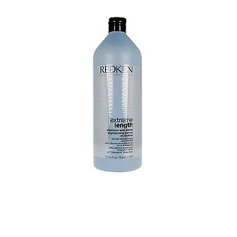 Redken Extreme Length Shampoo 1000 Ml Unisex