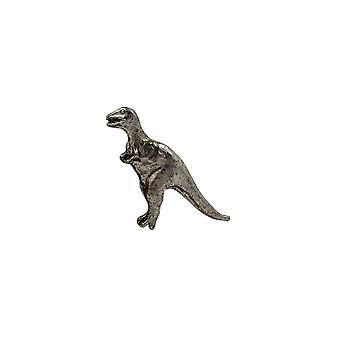 Broszka Tyrannosaurus Rex Antyczna puszka