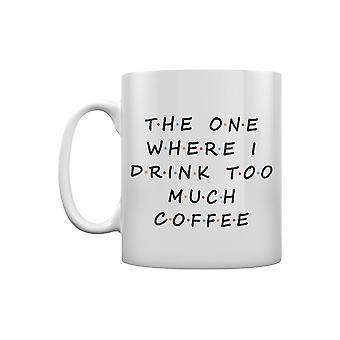 Grindstore Aquele em que eu bebo muita caneca de café
