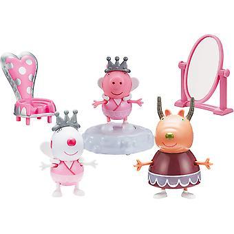 Peppa Pig Ballet Skole Playset