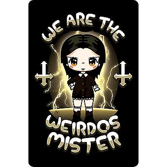 Mio Moon We Are The Weirdos Mister Plaque