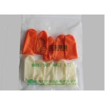 1ks silikonové chrániče prstů Ochranné pomůcky Bezpečné nářadí pro sběr ovoce Zahrada