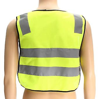 Kids Safety Security High Visibility Vests