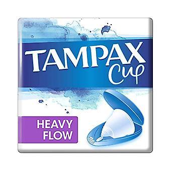 Menstruatiecup Heavy Flow Tampax