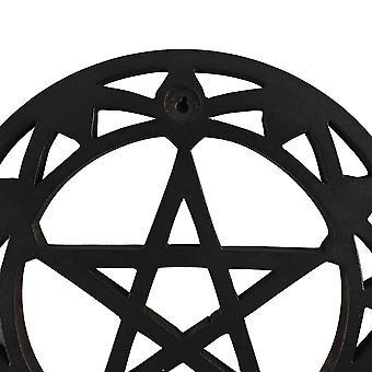 Qualcosa di diverso Pentagram Legno Wall Art