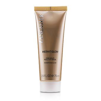 Lancaster Instant Glow Peel-Off Mask (Pink Gold) - Hydration & Glow 75ml/2.5oz
