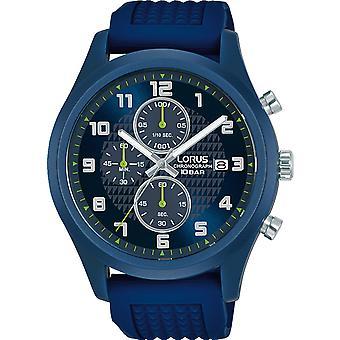 "Mens Watch לורוס RM389GX9, קוורץ, 44 מ""מ, 10ATM"