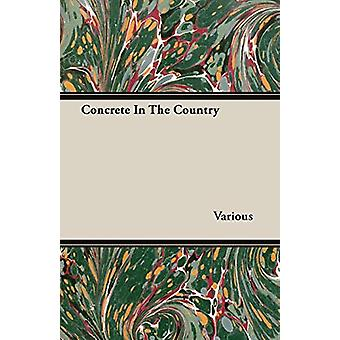 Concrete In The Country by Various - 9781406782615 Book
