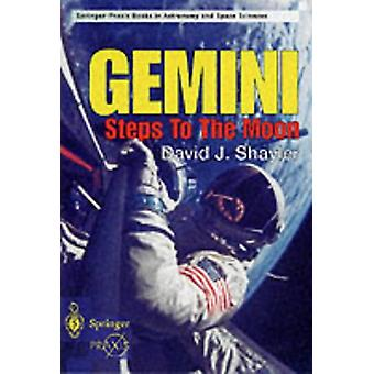Gemini - Steps to the Moon by David Shayler - 9781852334055 Book