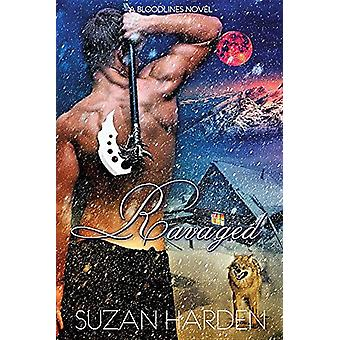 Ravaged by Suzan Harden - 9781938745669 Book