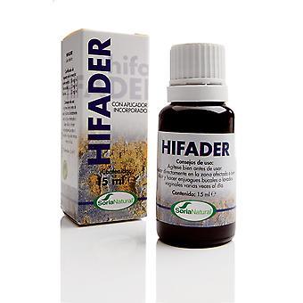 Soria Natural Hifader 15 ml