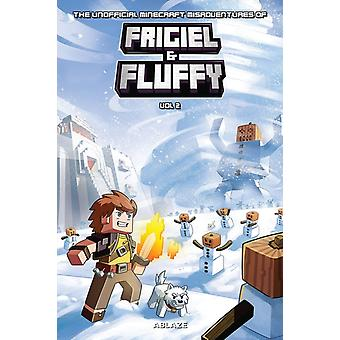 The Minecraftinspired Misadventures of Frigiel and Fluffy Vol 2 by JeanChristophe Derrien