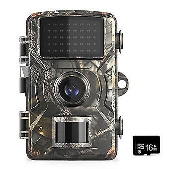 Wildlife jakt sti og vilt kamera 12mp 1080p