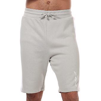 Heren Jack Jones Mingus Jog Shorts in Grijs
