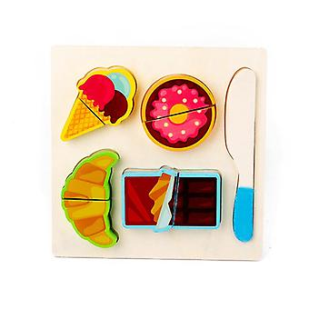 3D الألغاز الخشبية لعب الأطفال التعليم المبكر الفكري بانوراما هدية pt155
