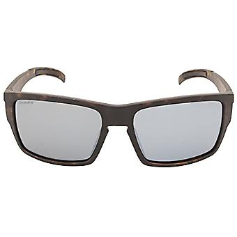 SMITH Outlier XL Op 4Yh 56 Sunglasses, Green (Mat Camouflage/Plat Grey Speckled Pz CP), Men's