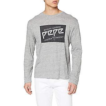Pepe Farkut Jacob T-paita, (Grey Marl 933), Medium Men