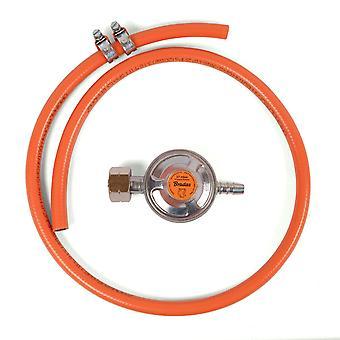 12kg GAS CYLINDER REGULATOR TILL GAS SLANG 1m SLIPSAR