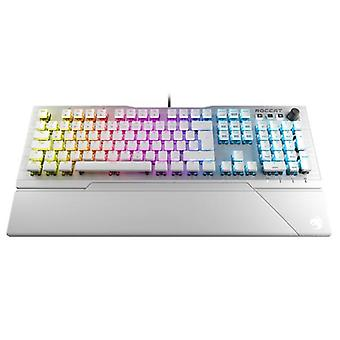 Roccat Keyboard Vulcan 122 Aimo White