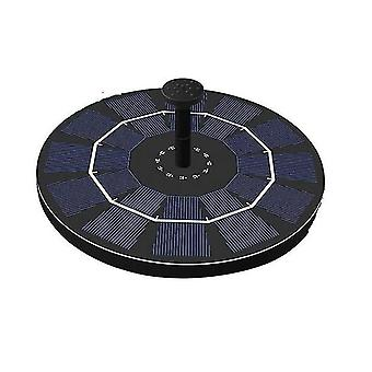 Solar powered bionic water fountains pump dt4387