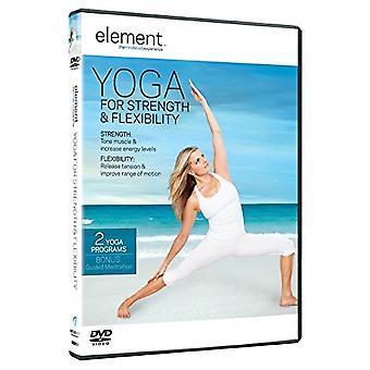 Element: Yoga für Kraft und Flexibilität DVD
