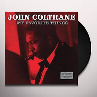 John Coltrane – Mina favoritsaker Vinyl
